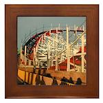 Coaster Fanatic Framed Tile
