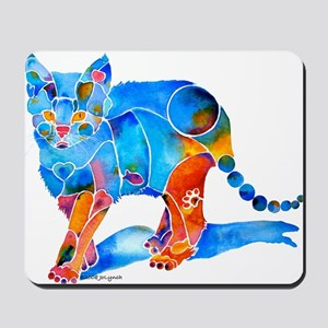 Katie Kitty Mousepad