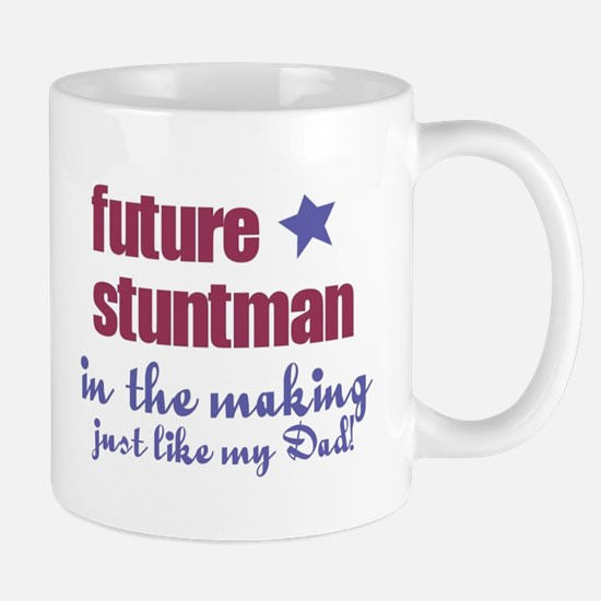 Future Stuntman in the making Mug