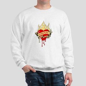 Liberal-Born to Raise Issues Sweatshirt