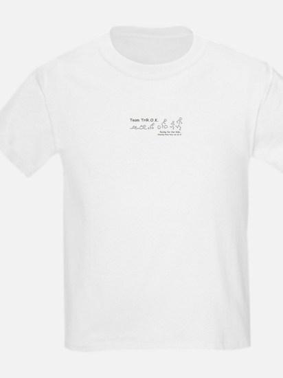 trirok+logo T-Shirt
