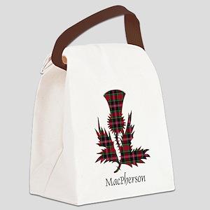 Thistle-MacPherson Canvas Lunch Bag
