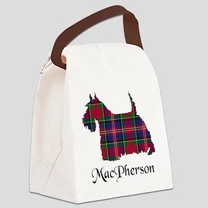 Terrier-MacPherson Canvas Lunch Bag