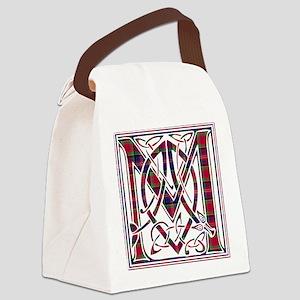 Monogram-MacPherson Canvas Lunch Bag