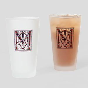 Monogram-MacPherson Drinking Glass