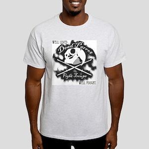 Well Fought Ash Grey T-Shirt