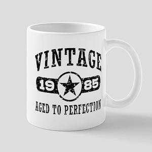 Vintage 1985 11 oz Ceramic Mug