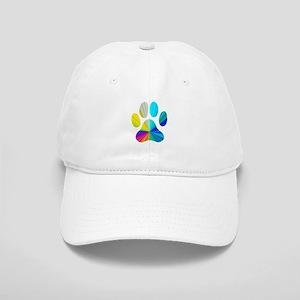 Paw Print Cap