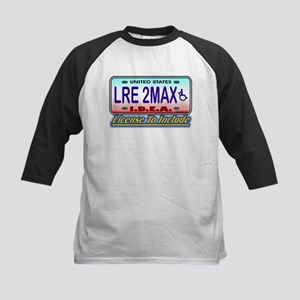 LRE to the Max Kids Baseball Jersey