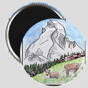 The Matterhorn Shop Magnets