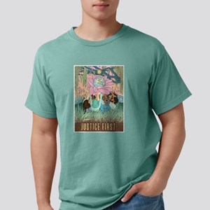 Justice First - Peace T-Shirt