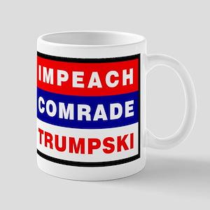 Impeach Comrade Trumpski Mugs