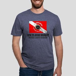 How To Avoid Sharks T-Shirt