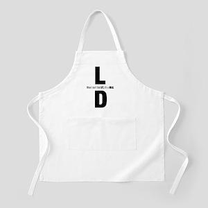 L/D BBQ Apron