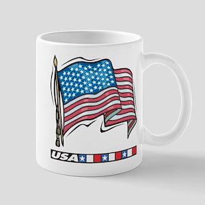The Stars and Stripes! Mug
