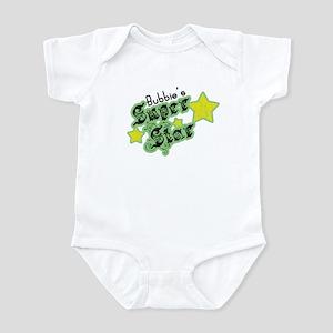 Bubbie's Super Star Infant Bodysuit