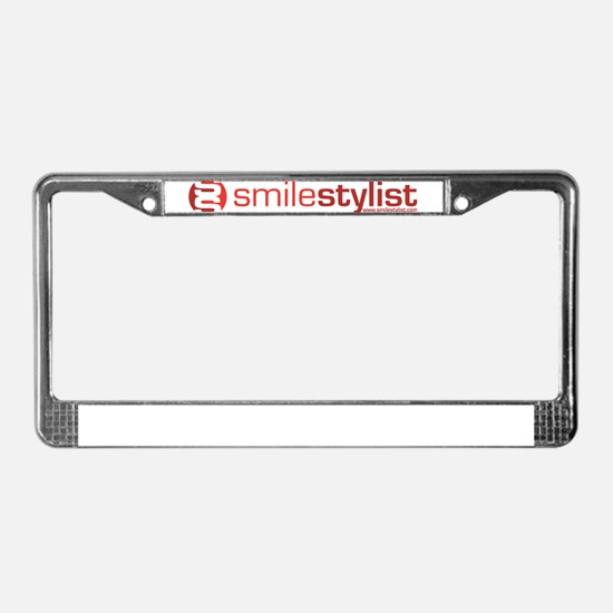 Cute Colleen License Plate Frame