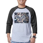 Stones With Style Mens Baseball Tee