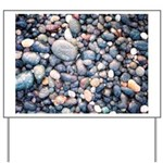 Stones With Style Yard Sign