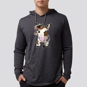 Cow Art for Women and Men Catt Long Sleeve T-Shirt