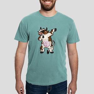 Cow Art for Women and Men Cattle Farmer Ra T-Shirt