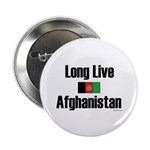 Long Live Afghanistan Button