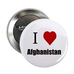I Love Afghanistan Button