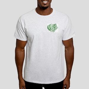 I Like Frogs Ash Grey T-Shirt