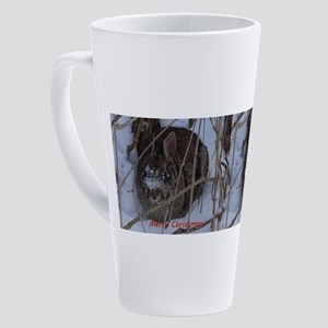 Bunny Rabbit 17 oz Latte Mug