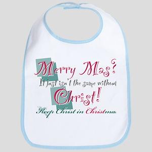 Merry Mas? Bib