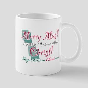 Merry Mas? Mug