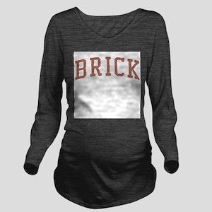 Brick New Jersey NJ Red T-Shirt