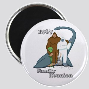 1967 Family Reunion Magnet