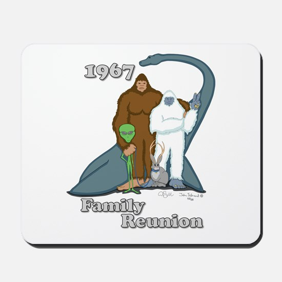 1967 Family Reunion Mousepad