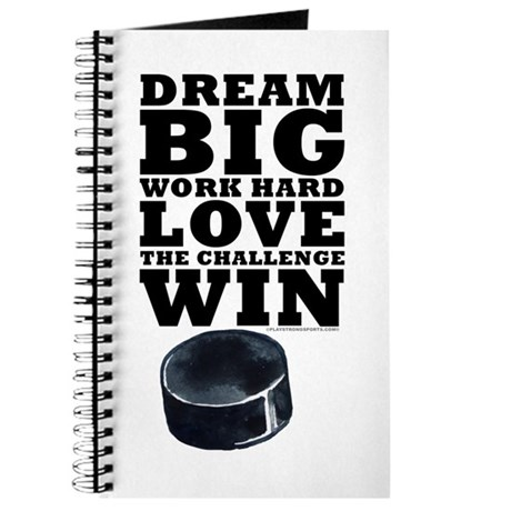 Dream Big Hockey Journal