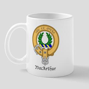 Mac Arthur Mug