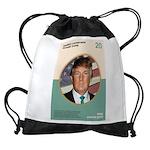 Reelect President Trump Drawstring Bag