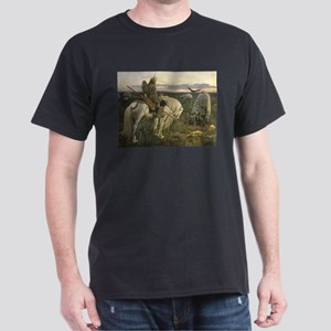 The knight at the crossroads T-Shirt