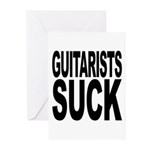 Guitarists Suck Greeting Cards (Pk of 10)