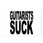 Guitarists Suck Postcards (Package of 8)
