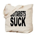 Guitarists Suck Tote Bag