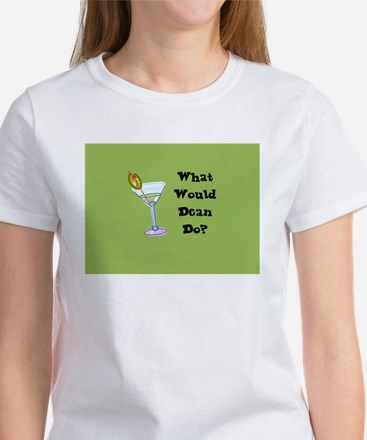 The Perfect Martini Women's T-Shirt