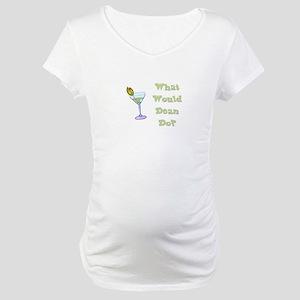 Humorous Maternity T-Shirt