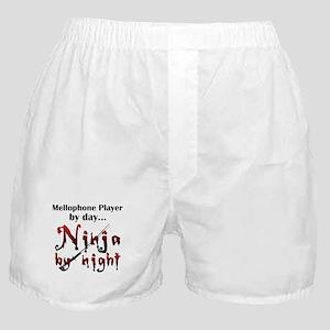 Mellophone Ninja Boxer Shorts