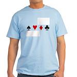 Contract Bridge Light T-Shirt