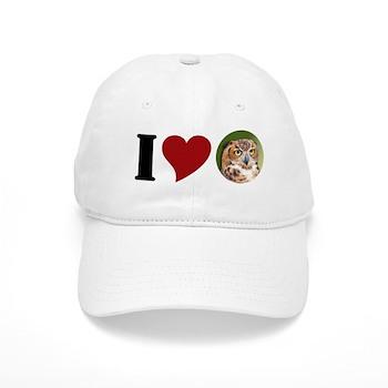 I Love Owls Cap