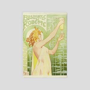 Absinthe Robette 4' X 6' Rug