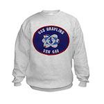 USS GRAYLING Kids Sweatshirt