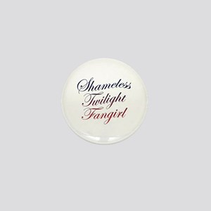 Shameless Twilight Fangirl Mini Button