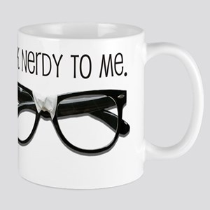 Talk Nerdy To Me<br> Mug